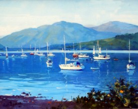 EVENING CALM , HOLYLOCH
