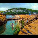 SEA POOL,LOOE,DEVON