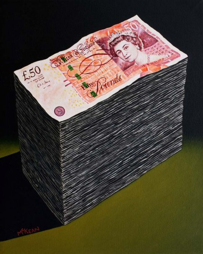 BANK OF ENGLAND �50 NOTES