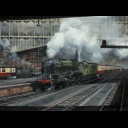 CARLISLE STATION 1956