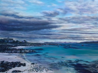 SUMMER EVENING,IONA
